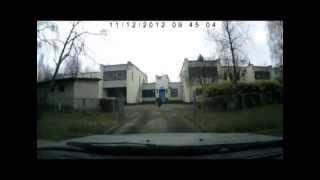 Погоня ГАИ за нарушителем 12 ноября(Погоня ГАИ за нарушителем на VW Toareg 12 ноября 2012 г. в Могилёве. Инспектор был на Ладе Приора., 2012-11-14T14:32:13.000Z)