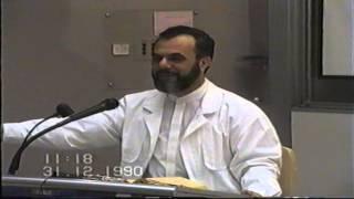 Prof. Mahmud Esad Coşan - Monash University Aile Kamp Sohbetleri #8