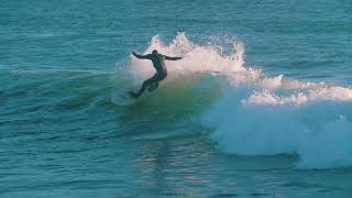 Something Beyond: Surfing with Johannes Ariens of the Loge Co in Westport, Washington