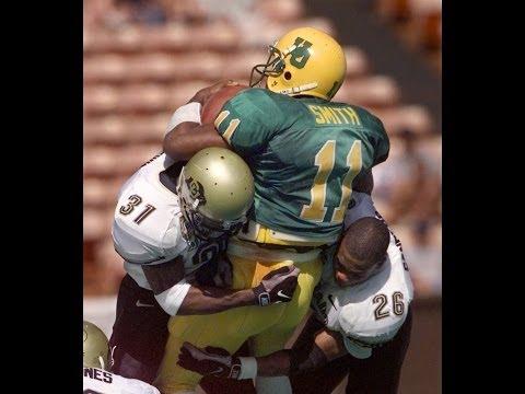 1998 Aloha Bowl  Colorado (7-4) vs. Oregon (8-3) 1st half