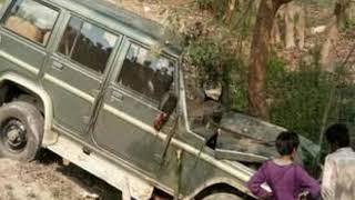 स्कूल में घुसी अनियंत्रित बोलेरो, 9 बच्चों की मौत