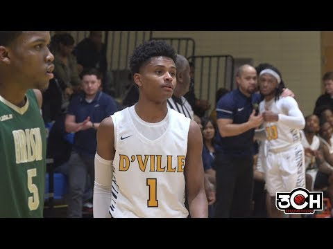 Omahn Dobbins Junior Season Mixtape | Warrensville Heights High School