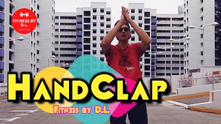 HandClap by Fitz and the Tantrums | Dance Fitness | Zumba Dance | Workouts | Fitness by DL
