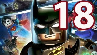Let's Play Lego Batman 2 - Gameplay Walkthrough - Part 18 - Core Instability [Playthrough] [HD]