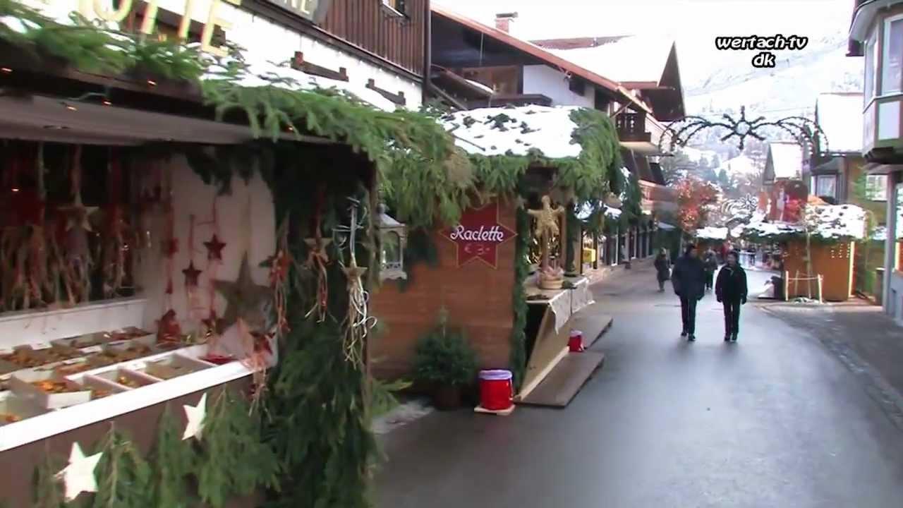 Bad Hindelang Weihnachtsmarkt.Weihnachtsmarkt Bad Hindelang Wertach