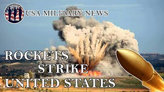 Iran News : Iran Rocket Launch To Airbase US Troops In Iraq 5 Wounded | 2021