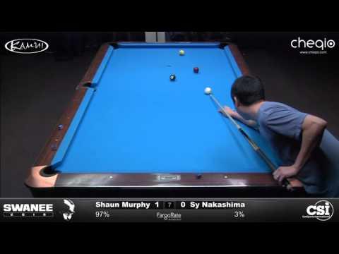 2016 Swanee: Shaun Murphy vs Sy Nakashima