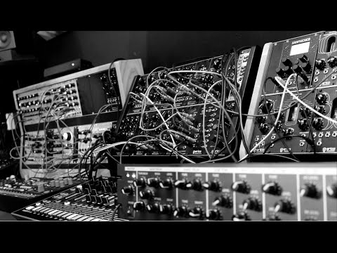 GESTA X KODEK - MACHINERY 002 // Live @ Erica Synths Lab