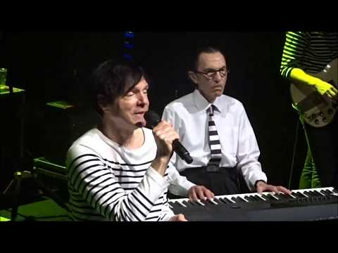Sparks - Johnny Delusional / Amateur Hour, Paard van Troje 14-09-2017