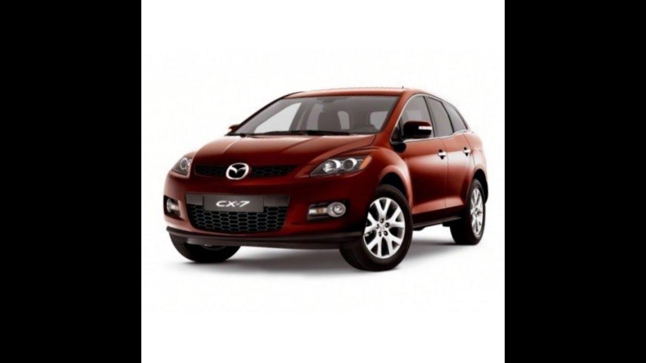 Mazda Cx 7 Service Manual Repair Manual Wiring Diagrams Owners Manual Youtube