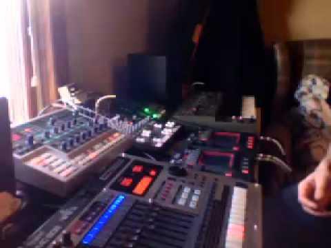 goatrance (live hardware)