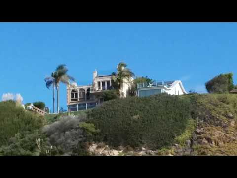 Most Expensive Mansions in Malibu California along the Pacific Ocean