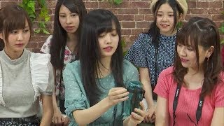 その必見シーンはこちら → 14:21 アイドルと学ぶカメラ基礎講座 【講師...