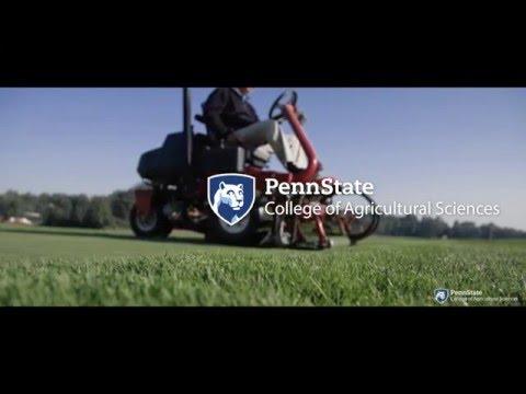 Penn State's Golf Course Turfgrass Management Program