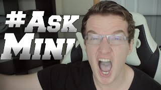 #AskMini! - HOW TO BE FAMOUS, DJ KHALED, ILLEGAL LADD!
