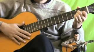 испанский бой   уроки игры на гитаре для начинающих 5 часть