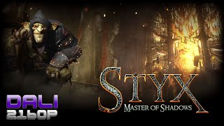 Styx: Master of Shadows PC 4K Gameplay 2160p