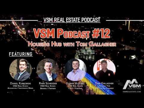 VSM Podcast #12 | Housing Hub