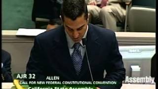 Assemblyman Mike Gatto Calls For Constitutional Convention to Overturn Citizens United