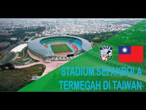 STADION DI TAIWAN MEMANFAATKAN ENERGI MATAHARI