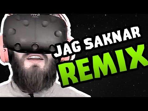 PewDiePie  Jag Saknar Remix  Party In Backyard @pewdiepie