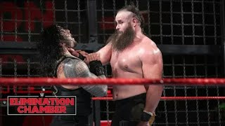 WWE Elimination Chamber Match 2018 Highlights /Live/10.8M Views