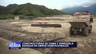 3 mil apartamentos se construirán en el municipio Mario Briceño Iragorry 26/09/2014