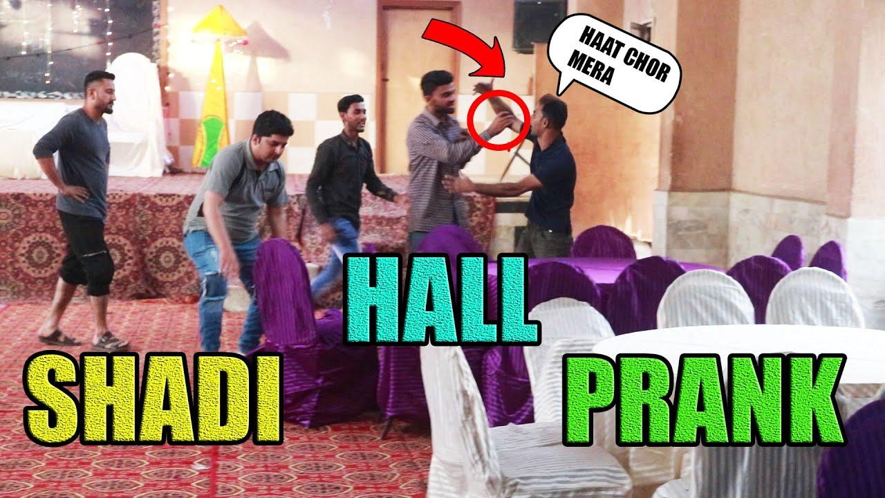 Shadi Hall Prank | Faisal Raja Magician | Pranks In Pakistan