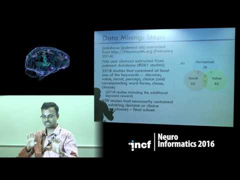 Krishna Miyapuram - Common neural coding across domains of decision making [...] [2016]