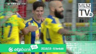 Szeles Tamás gólja a Mezőkövesd Zsóry FC - DVTK mérkőzésen