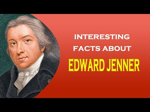 Smallpox Vaccine Inventor Edward Jenner Interesting Facts
