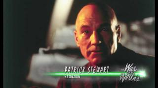 Patrick Stewart in The War of the Worlds Video Game Developer Diary