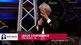 BENNY HINN at JESUS CONFERENCE