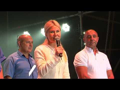 ObjectivTv: На центральному майдані Золочева відбувся святковий концерт