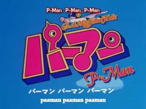 P-man Episode 02 Bahasa indonesia