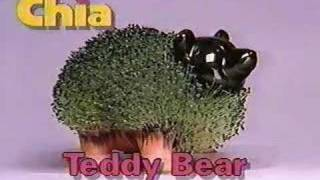 Original Chia Pet Commercal