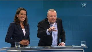 TV Duell 2013 | Stefan Raab macht Peer Steinbrück fertig