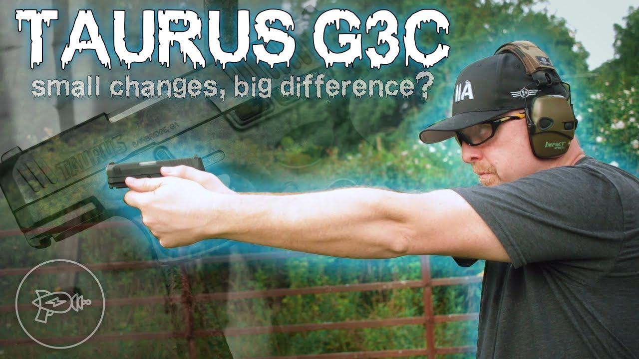 Wait... Is Taurus Actually... Good? 🤔🤯 Taurus G3C [Review]