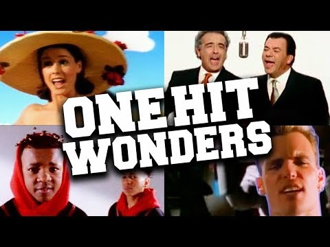Top 50 Greatest One Hit Wonders of the 90s