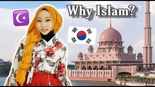 Why did she become a Muslim?