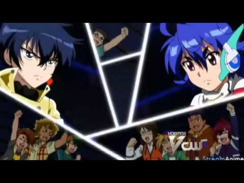 B Daman Crossfire Episode 13
