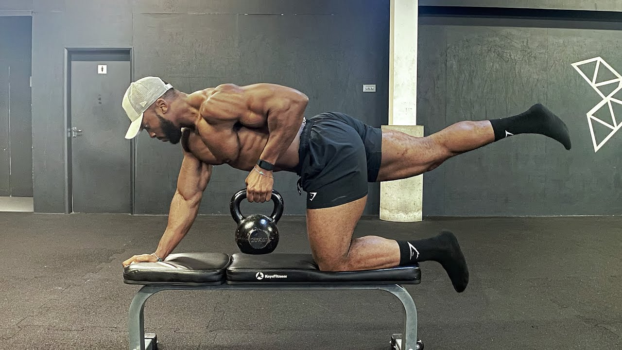 FULL BODY FUNCTIONAL TRAINING   Improve your Core, Lower back, Shoulder  strength and stability.