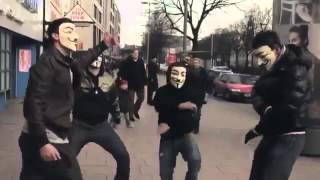 anonymous music remix