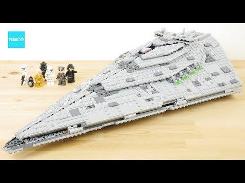 レゴ スター・ウォーズ スターデストロイヤー 75190 最後のジェダイ / LEGO Star Wars VIII Star Destroyer 75190