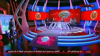 شاهد.. خبير تحكيمي يفجر مفاجأة عن مبارة الأهلي والاتحاد السكندري بالدوري