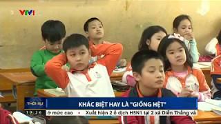 VTV1-Đổi mới giáo dục - Người việt phải nhìn thẳng vào vấn đề hiện nay.