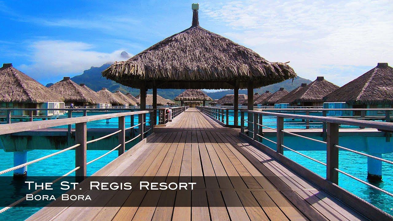 St Regis Resort Bora - Hotelcheck