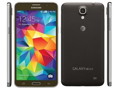 How To Unlock Samsung Galaxy Mega 2 | SM-G750A at&t