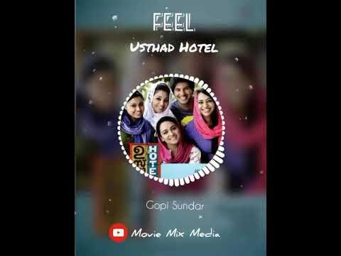 Usthad Hotel BGM Whatsapp Status