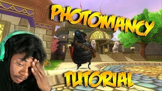 Wizard101: Photomancy Tutorial & Review (Test Realm New Update)